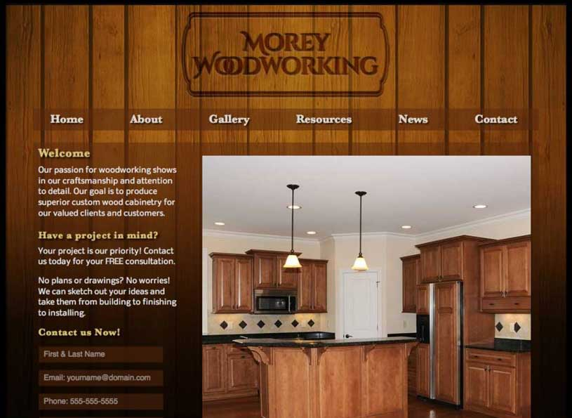 MWW responsive website design/development project for Full Sail finals - Wise Choice Marketing Solutions
