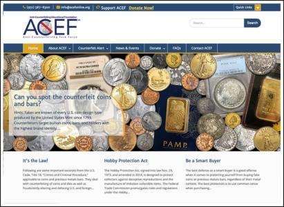 ACEF New Website Design/Development