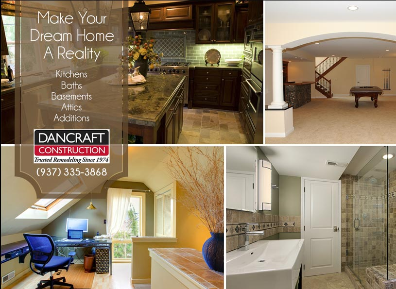 Dancraft Remodeling Postcard to potential customers - Wise Choice Marketing Solutions