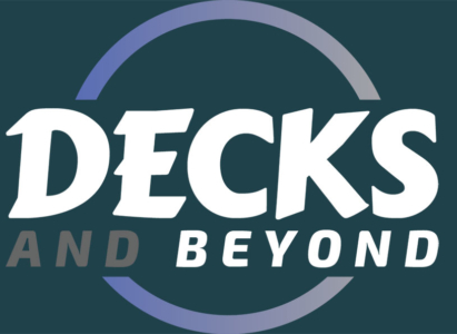 New and Improved Logo for Decks and Beyond