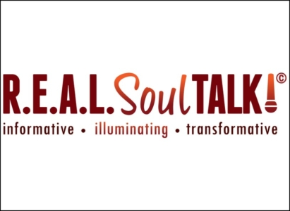 R.E.A.L Soul Talk Logo - Wise Choice Marketing Solutions
