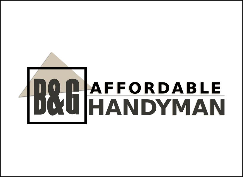 B&G Affordable Handyman logo - Wise Choice Marketing Solutions