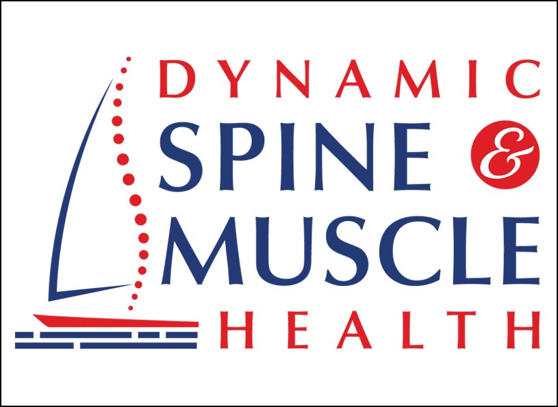 Dynamic Spine and Muscle Health Logo - Wise Choice Marketing Solutions