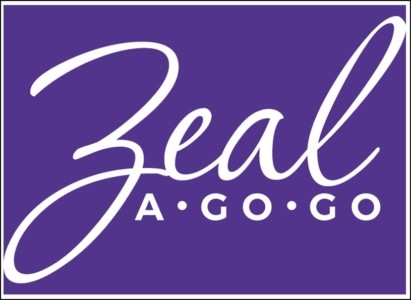 Zeal A-Go-Go logo - Wise Choice Marketing Solutions
