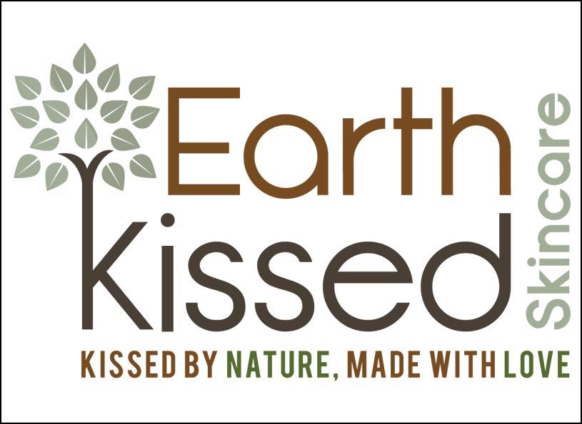 Earth Kissed Skincare Logo - Wise Choice Marketing Solutions